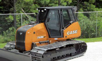 Case 350 Dozer