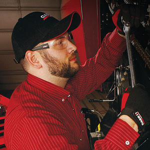 service department case ih page